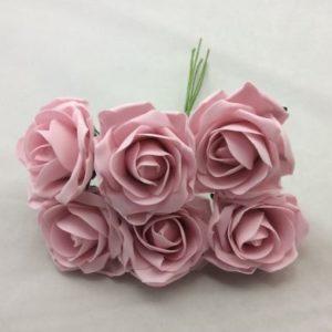 Colourfast Foam Flowers