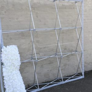 Flower Wall Stands and Mats