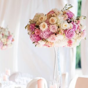 Venue Decorations and Arrangements