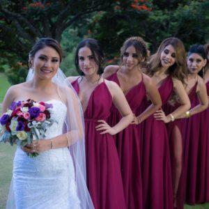 Maid of Honour & Bridesmaids