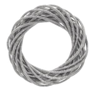 Wicker Wreath Ring